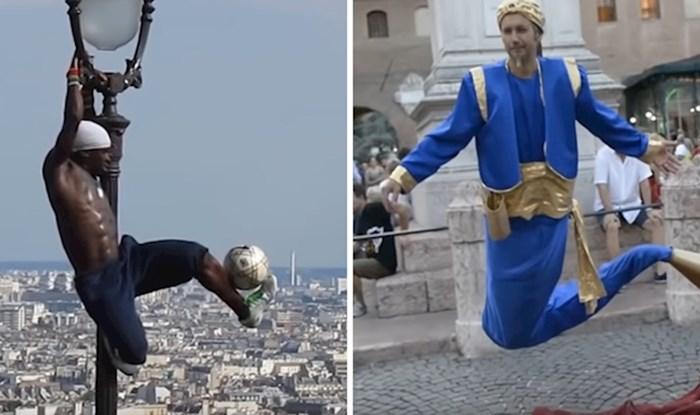 VIDEO Najbolji svjetski ulični zabavljači
