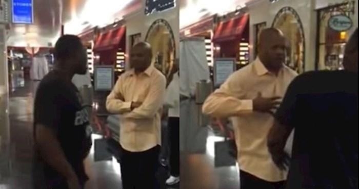 VIDEO Ovaj plesni sukob u trgovačkom centru otišao je u krivom smjeru