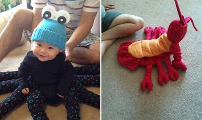 12 maštovitih ideja za dječje kostime koji će se svidjeti vašim klincima