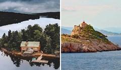 10 fotografija potpuno izoliranih kuća koje će vam umiriti dušu