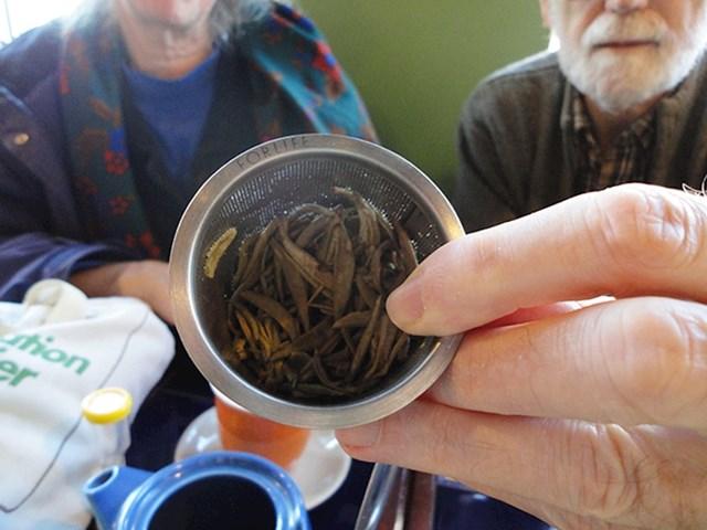 Kupujte lišće čaja umjesto onog u vrećicama!