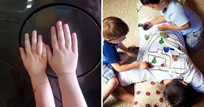 Roditelji ove djece imaju poprilično kreativne ideje