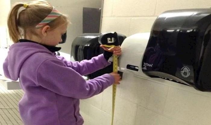 Nakon otkrića ove 13-godišnjakinje, više nećete htjeti koristiti sušilo za ruke u blizini djeteta