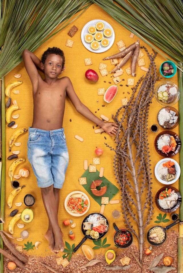 Ademilson Francisco Dos Santos, 11, Goiás, Brazil