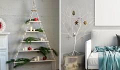 15 kreativnih božićnih drvca za one koji ove praznike žele nešto posebno