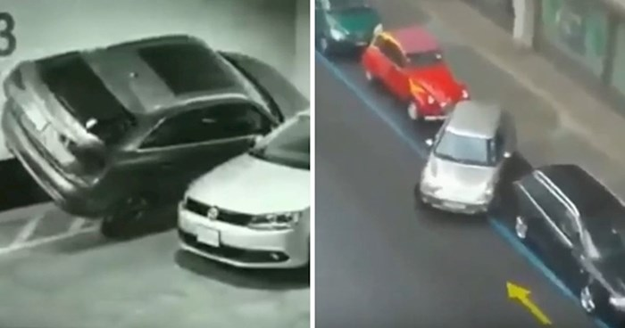 VIDEO 10 ljudi koji su potpuno usavršili svoje vještine parkiranja