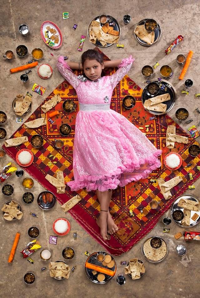 Anchal Sahani, 10, Mumbai, India