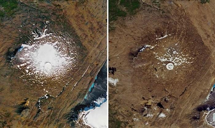 Spomenik prvom islandskom ledenjaku izgubljenom zbog klimatskih promjena