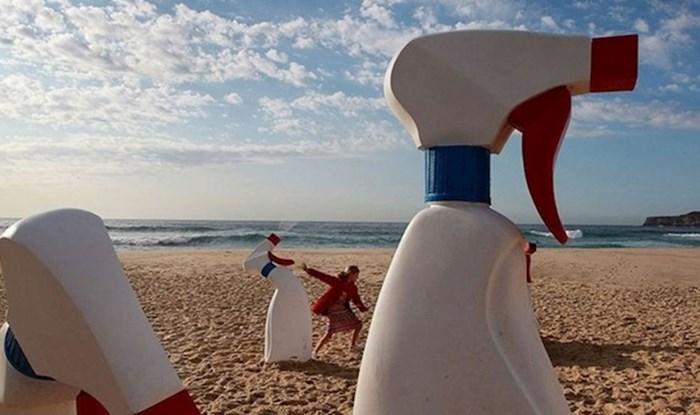 Neobične skulpture našle su svoje mjesto na australskoj obali, ljudi diljem svijeta došli su ih pogledati