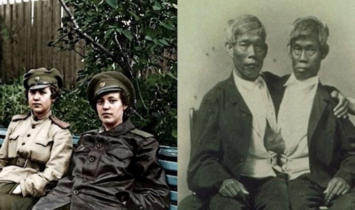 Kad bi ove fotografije bile dio povijesnih udžbenika, povijest bi se činila mnogo zanimljivijom