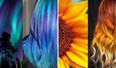 Američka stilistica pretvara prekrasne slike prirode u šarene frizure