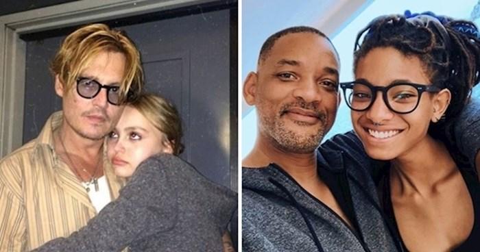 Pogledajte kako slavni očevi izgledaju kada su sa svojim kćerima