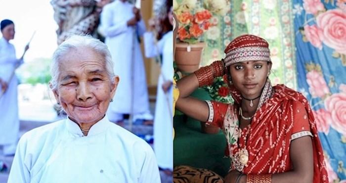 Fotografi diljem svijeta odlučili su pokazati kako izgledaju žene u njihovim krajevima