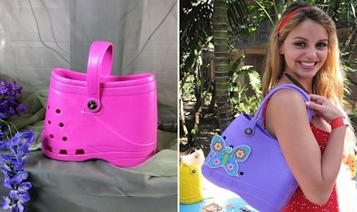 Užasne torbice inspirirane 'kroksicama' pravi su modni zločin