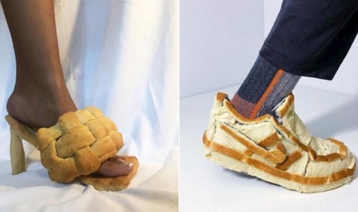 Novi Instagram trend: Cipele od kruha zaludile su internet