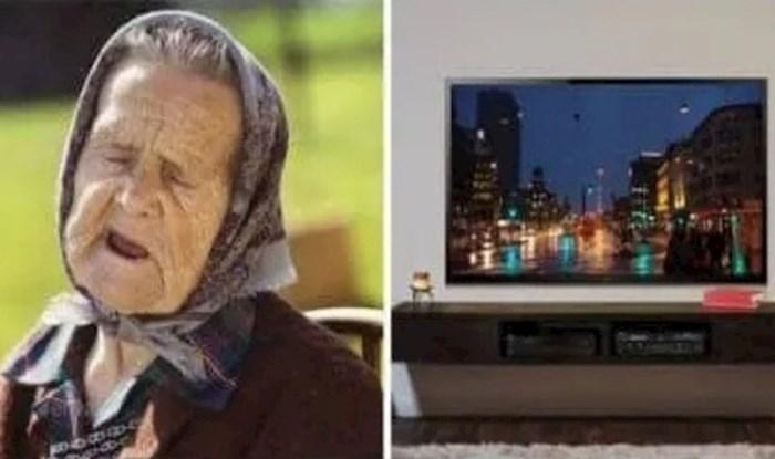 Bake s Balkana nisu impresionirane modernom tehnologijom, evo što je njima idealan televizor