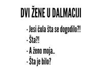 Fora o načinu na koji komuniciraju dvije žene iz Dalmacije nasmijala je tisuće, ovo je hit