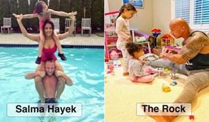 17 planetarno poznatih ljudi koji su se odlično snašli u ulozi roditelja