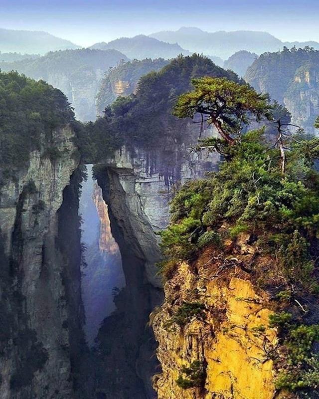 5. Priroda u Kini oduzima dah.