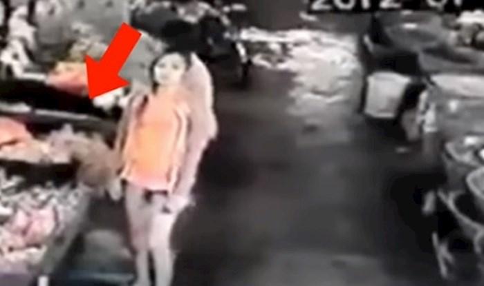 VIDEO 12 strašnih stvari koje su snimile nadzorne kamere
