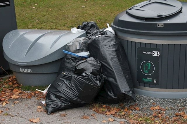 11. U Finskoj ne možete pokupiti ili baciti tuđe smeđe.