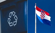 """VIDEO Zgroženi turisti snimili su kako se u Hrvatskoj na apsurdan način """"reciklira"""" otpad"""
