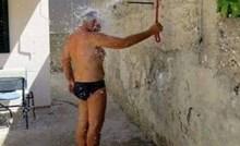 Genijalac iz Dalmacije nasmijao je cijeli internet zbog onoga od čega je napravio vanjski tuš