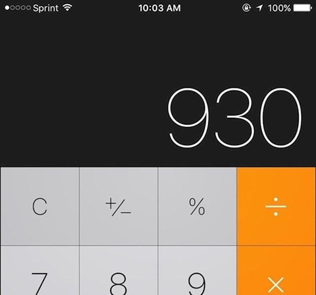 """5. """"Ahaaa, to je razlog zašto mi budilica nije zvonila u 9:30 ujutro."""""""