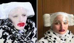20 ljudi koji su u karanteni odlučili imitirati kreacije s modnih pisti