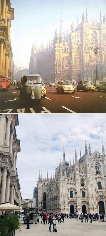 6. Milan 1950-ih i danas