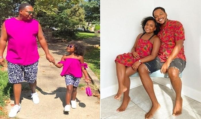 Tata je tražio originalan način da se poveže sa svojom kćerkom, pa joj je počeo šivati odjeću