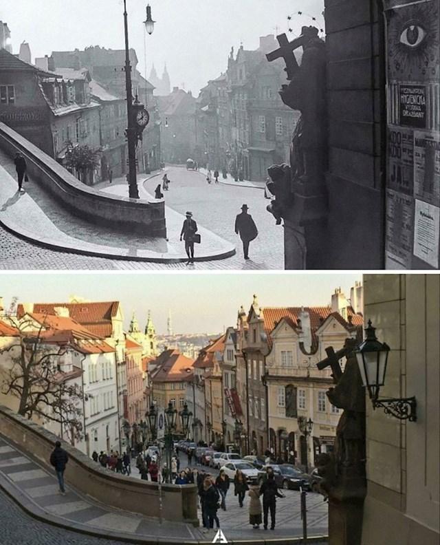 3. Prag 1910. i danas