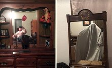 Urnebesne fotografije ljudi koji pokušavaju prodati zrcalo, a ne znaju sakriti svoj odraz