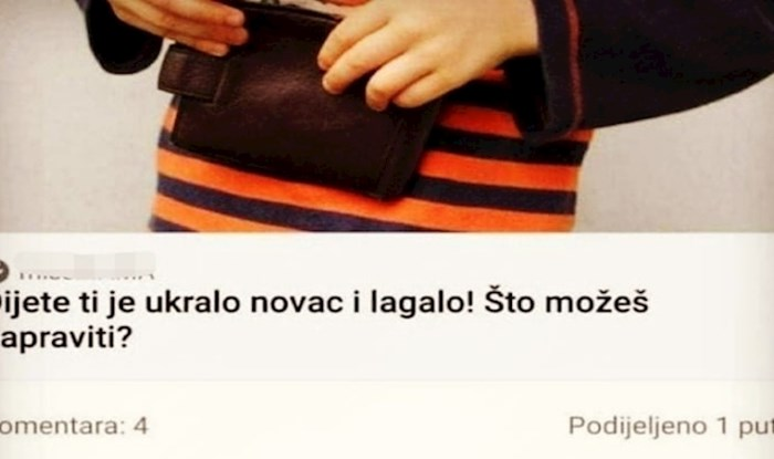 Žena je otkrila što napraviti s djetetom koje laže i krade, ovog ima samo u Hrvatskoj