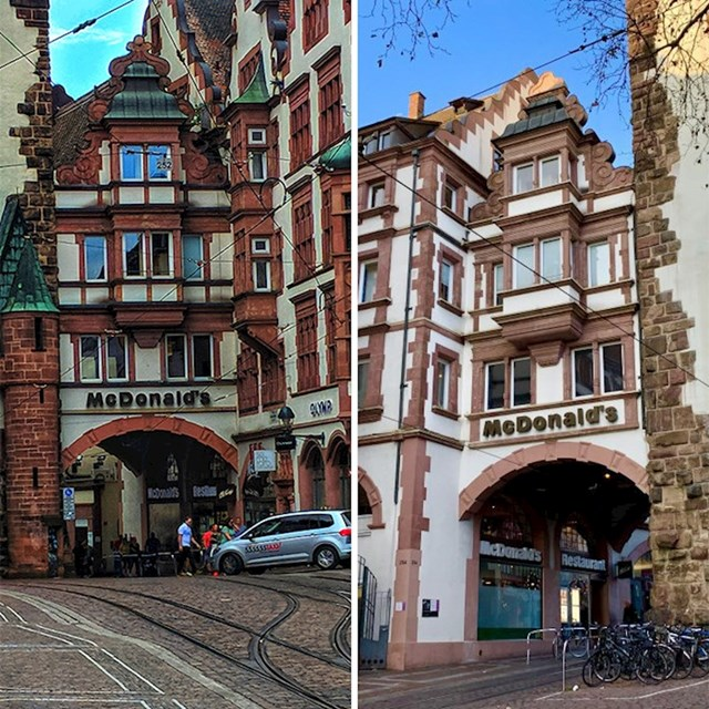 5. Njemačka, Freiburg
