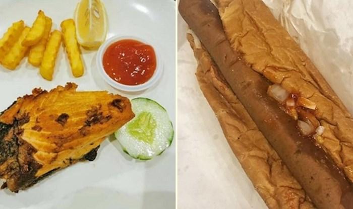 18 ljudi koji će dugo pamtiti ove stravične obroke