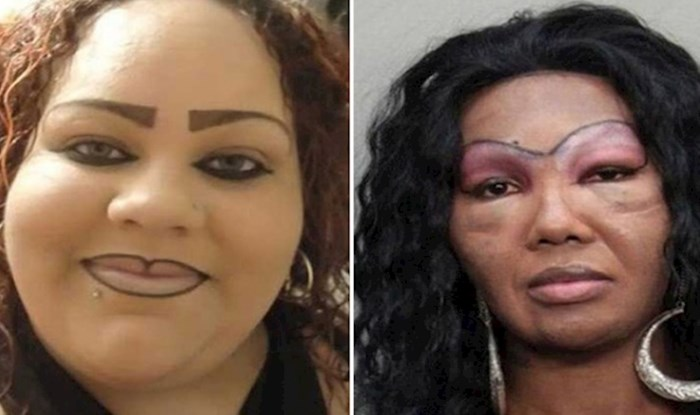 20 ekstremno groznih make-up promašaja, kako se ovo nekome dogodi? 😱