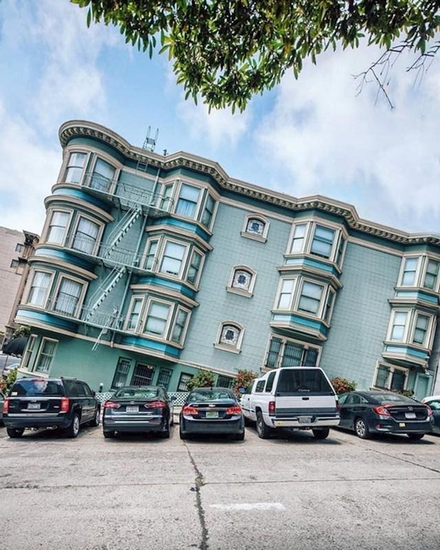 13. Zgrada u San Franciscu
