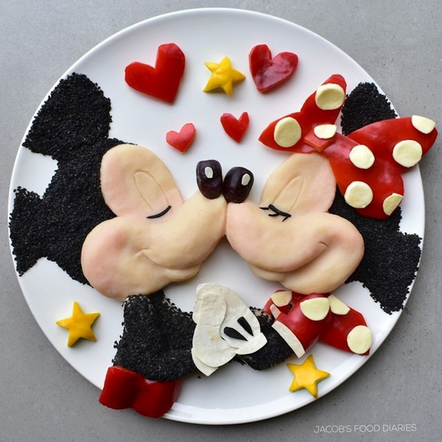 #17 Minnie & Mickey Mouse