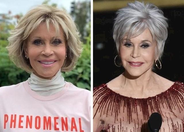 6. Jane Fonda