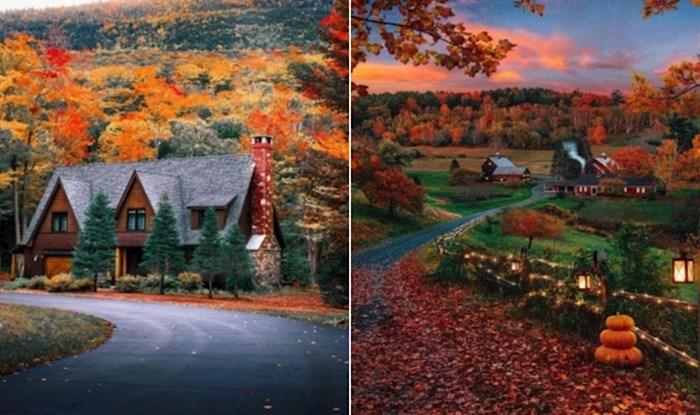 18 ljudi pokazalo je kako izgleda jesen u njihovom kraju; fotke su čarobne