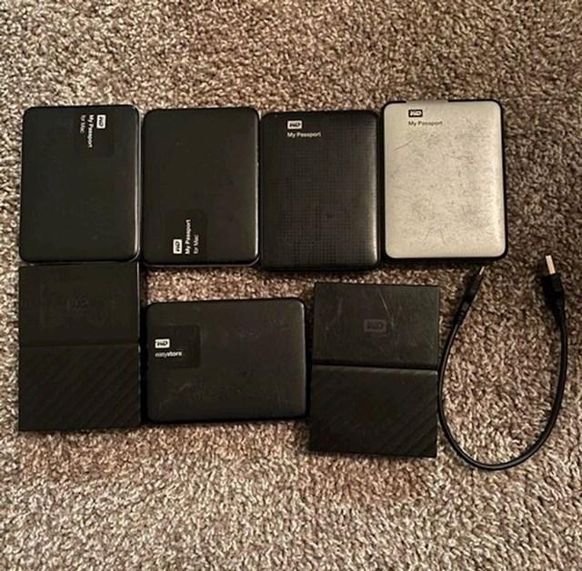 13. Ispravni hard diskovi