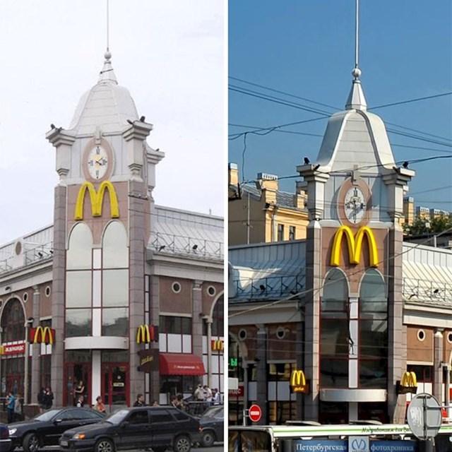 12. Rusija, St. Petersburg