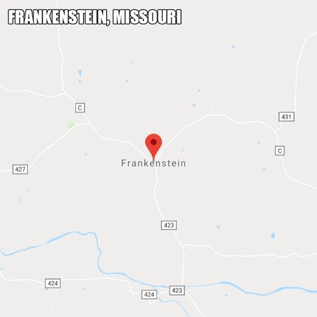 """19. """"Frankenstein"""""""