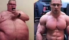 VIDEO 6 nevjerojatnih fizičkih transformacija koje će vas motivirati