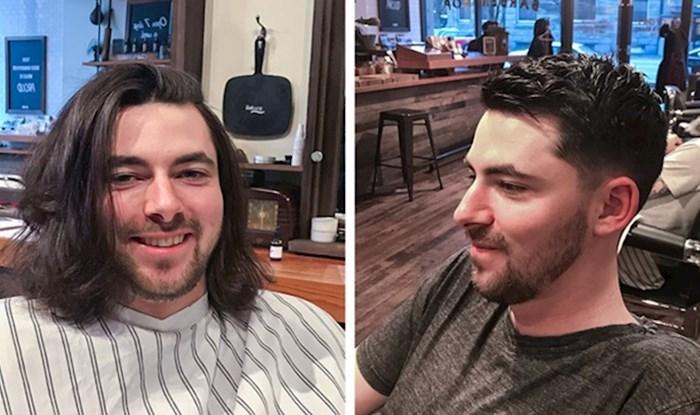 19 ljudi koji su se nakon promjene frizure potpuno preporodili