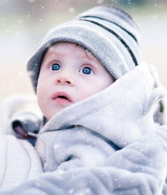 1. Roditelji često ostavljaju djecu da spavaju na hladnoći