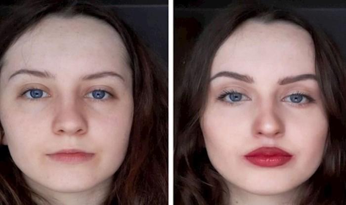 20 djevojaka koje su eksperimentirale sa šminkom i dobile sjajne rezultate
