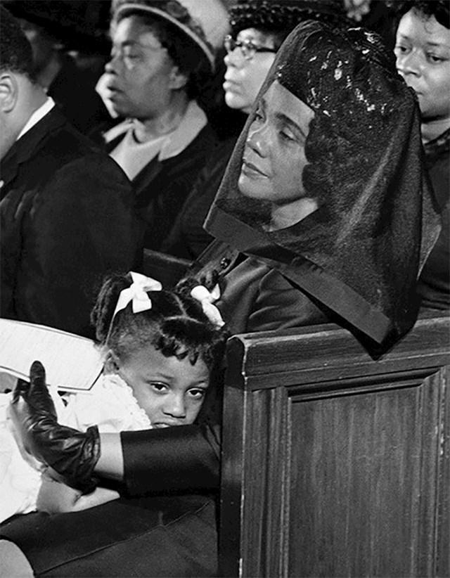 "9. 1969. ""Coretta Scott King"""