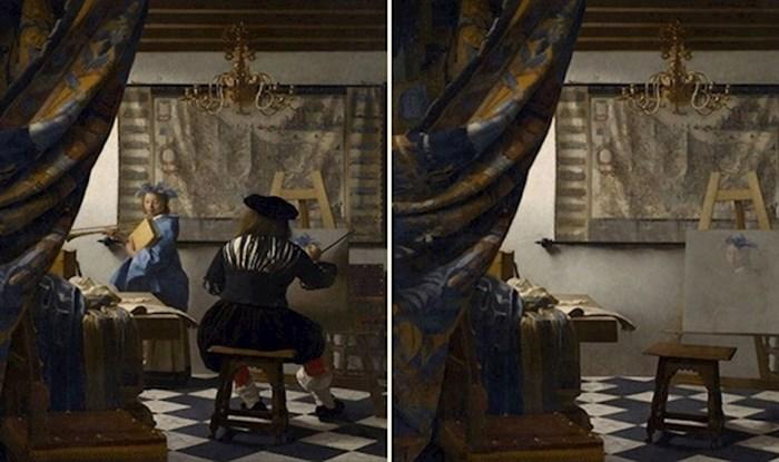 Umjetnik pomoću fotošopa pokazuje kako bi izgledala klasična umjetnost u doba karantene